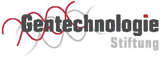 Logo Gentechnologiestiftung